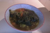 Vata dosha balancing soup