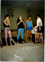 Byron Yoga Teacher Training in the Ishta System
