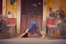 Rachelzinmanyoga in Goa
