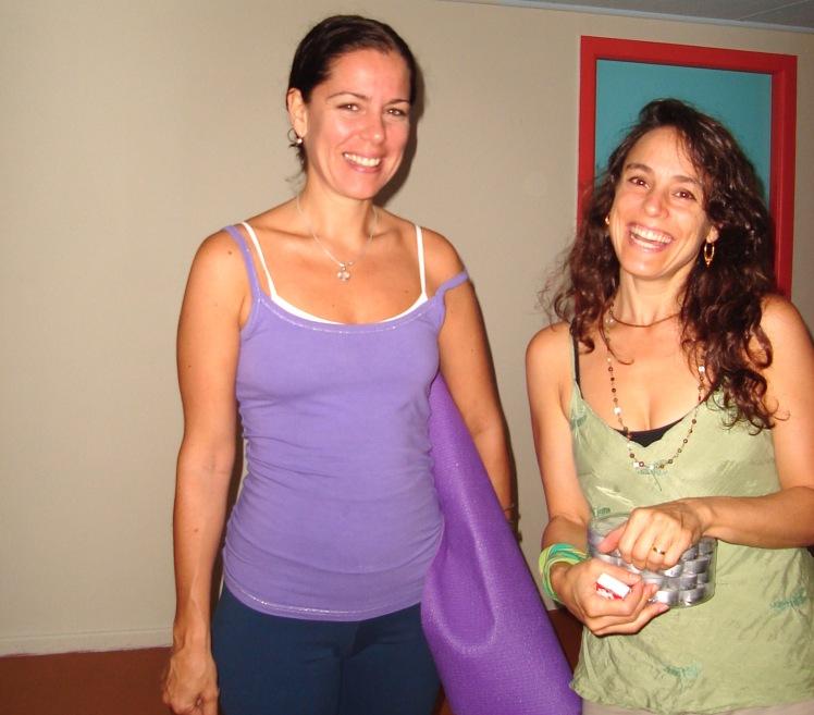 Rachel and Lucia